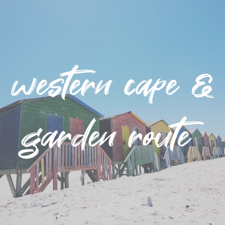 Western Cape & Garden Route - South Africa