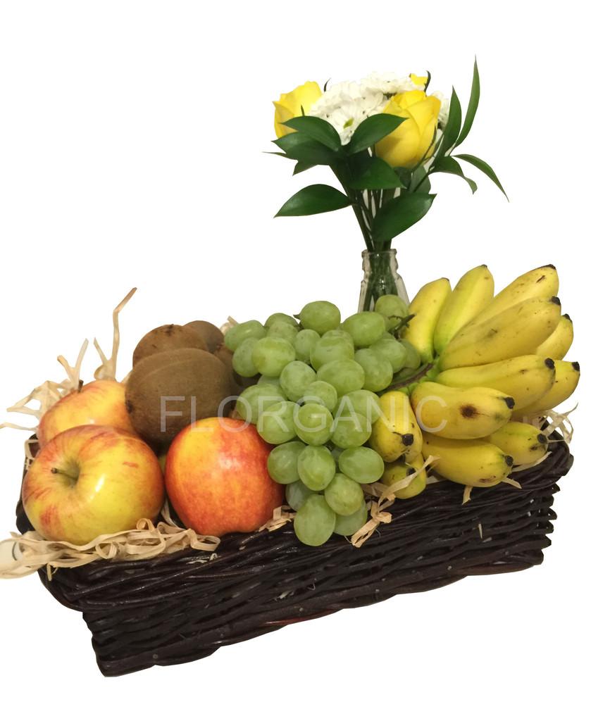 Arreglos Frutales Dia De La Madre Florganic Flores A Domicilio Df