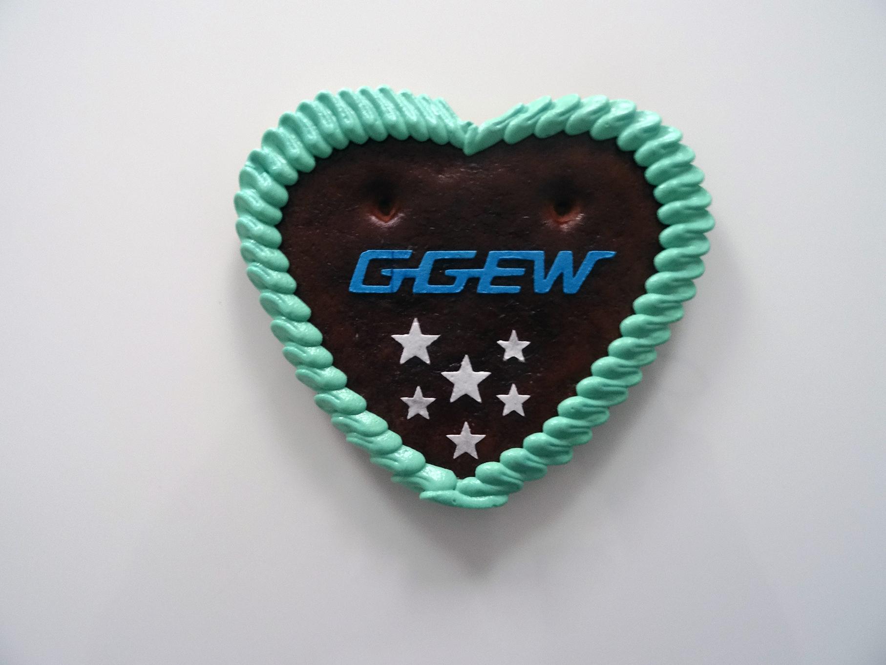 GGEW AG - Strom- und Gaswerke / Lebkuchenherz