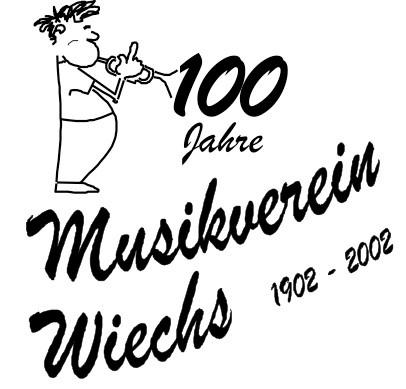 Logo zum 100-jährigen Jubiläum - Gestaltet von Jörg Wendland