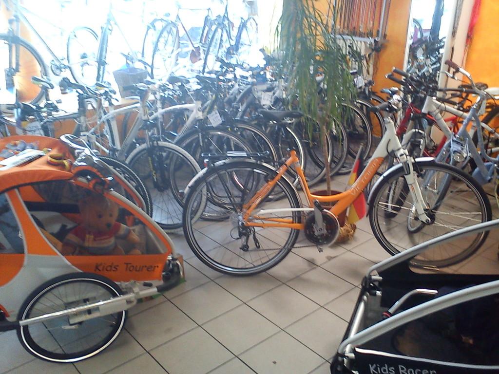 Fahrrad & Reparaturen
