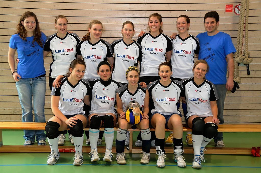 Sportpartner TSV Alem. Zähringen - Volleyball Damen 2