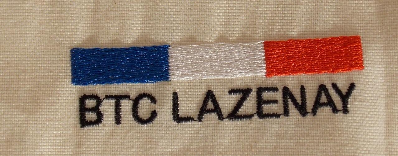 BTC Lazenay