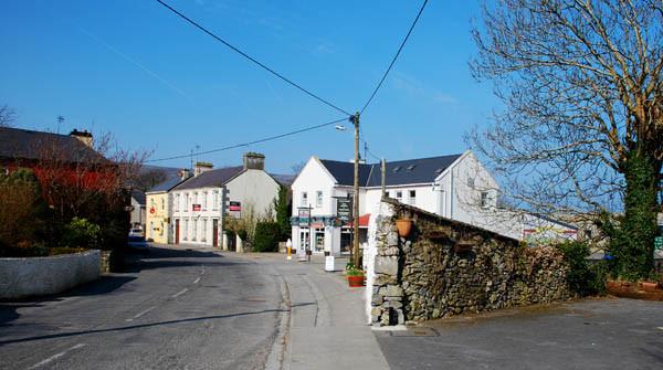 Ballyvaughan Main Street