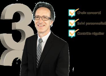 Lors de vos échanges avec nos audioprothésistes vous faites un choix concerté et éclairé et bénéficiez d'un suivi régulier et personnalisé