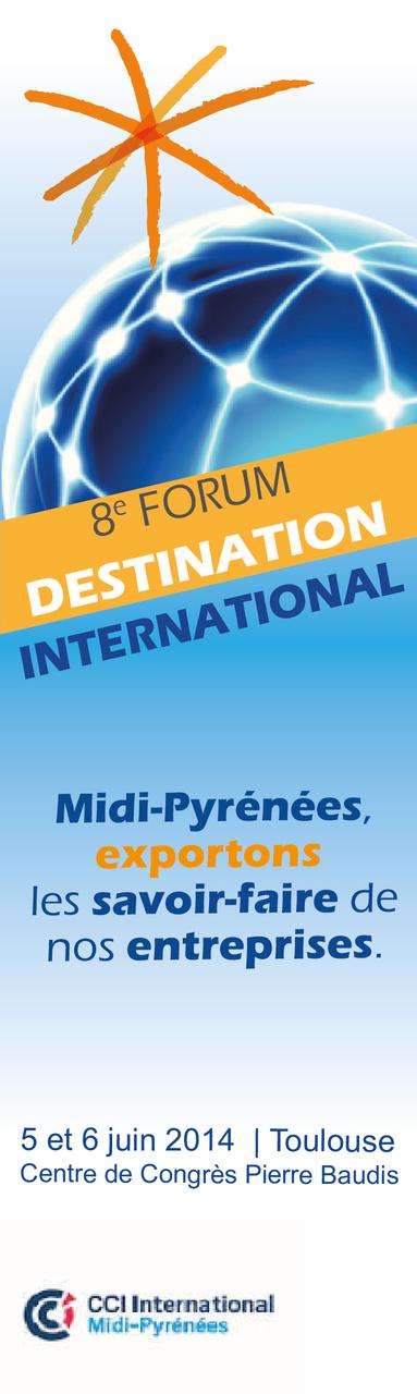 forum régional dédié à l'exportation