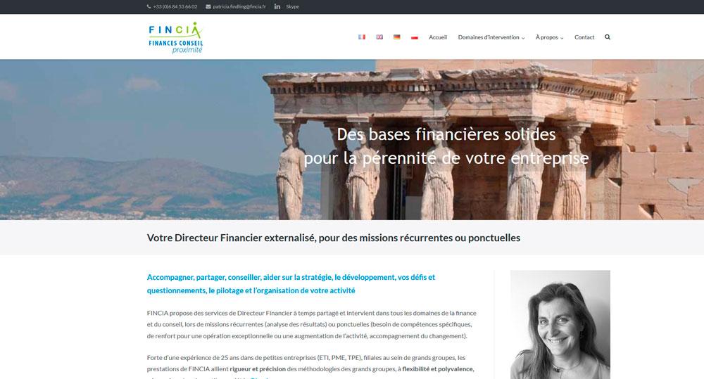Directeur financier à temps partagé