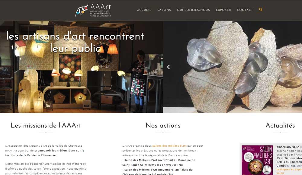 Artisans d'Art en Vallée de Chevreuse   www.aaart-valleedechevreuse.fr