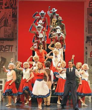 Crazy For You, Stadttheater Bielefeld, 2009