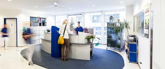 Praxis fuer Gefaessmedizin in Augsburg