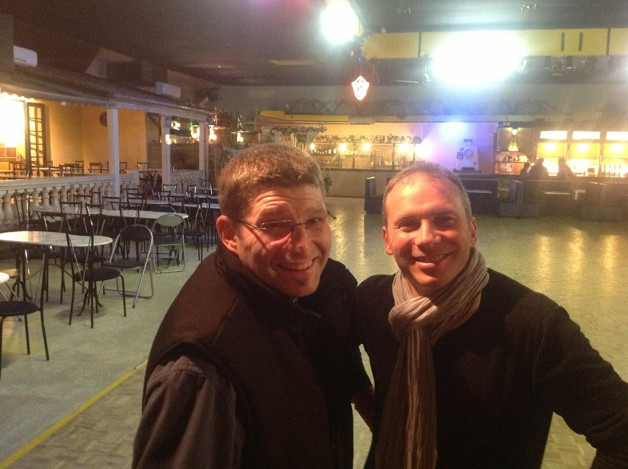 Freddy BIGNON et Frédéric RENARD