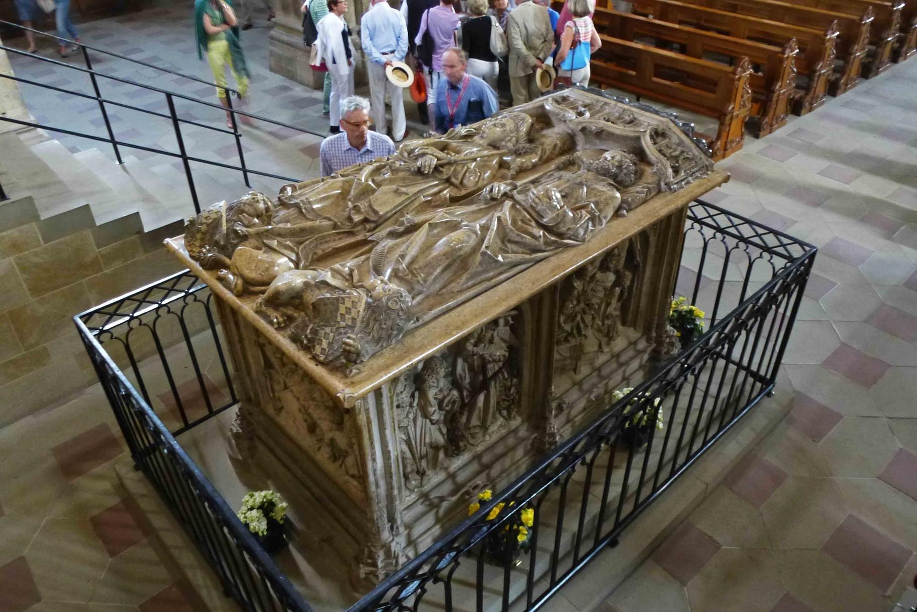 Kaisergrab Heinrich und Kunikunde