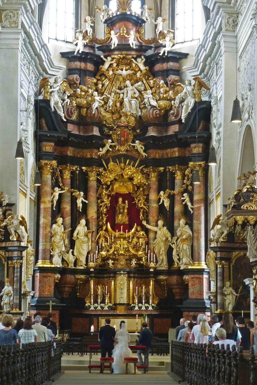 St. Getreu