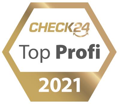 Erneute Auszeichnung als Check24 Top-Profi im Personal Training