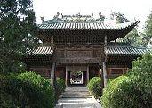 中国最大級の解州「関帝廟」(運城市)