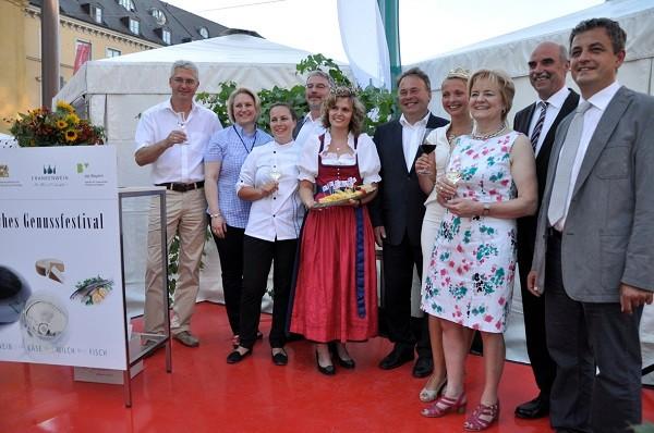 Öffentlichkeitsarbeit für das Bayerische Genussfestival
