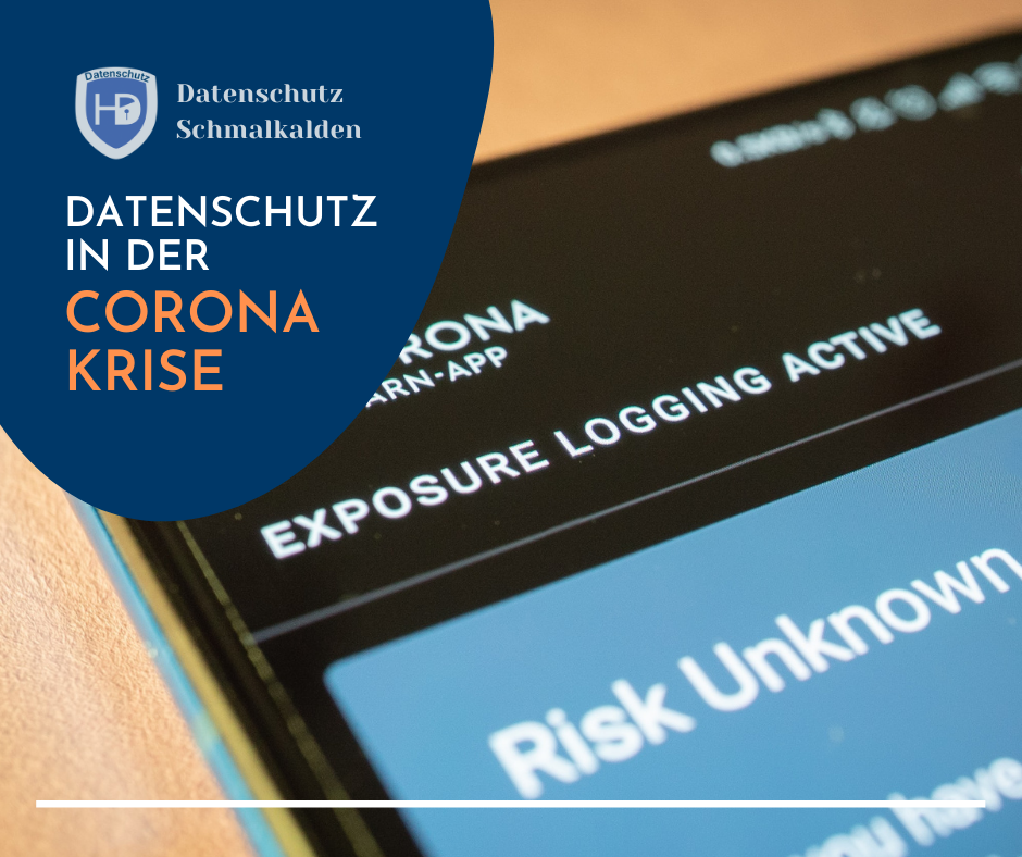 Datenschutz in der Corona-Krise