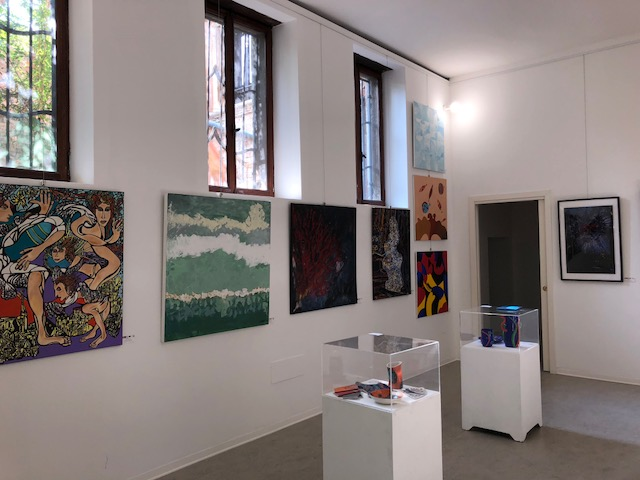 Picture of the Exhibition Venezia Contemporanea