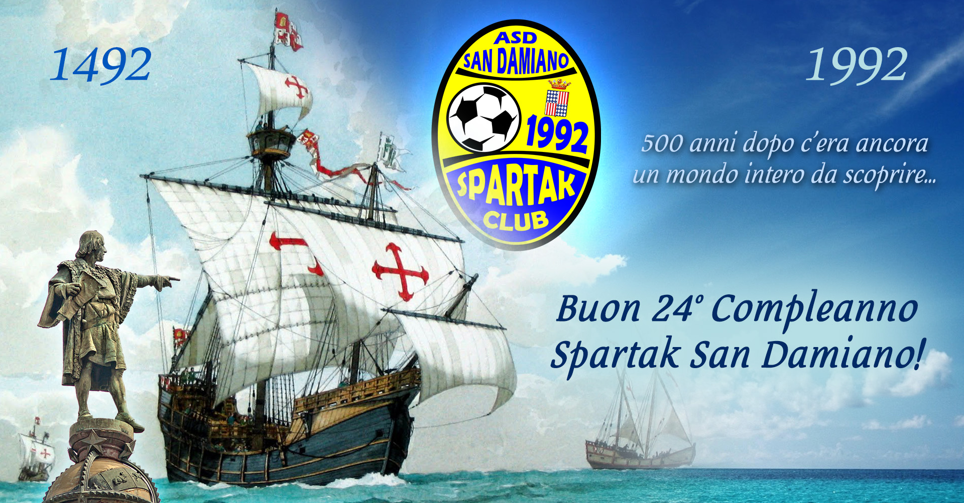 Buon Compleanno Spartak Spartak San Damiano
