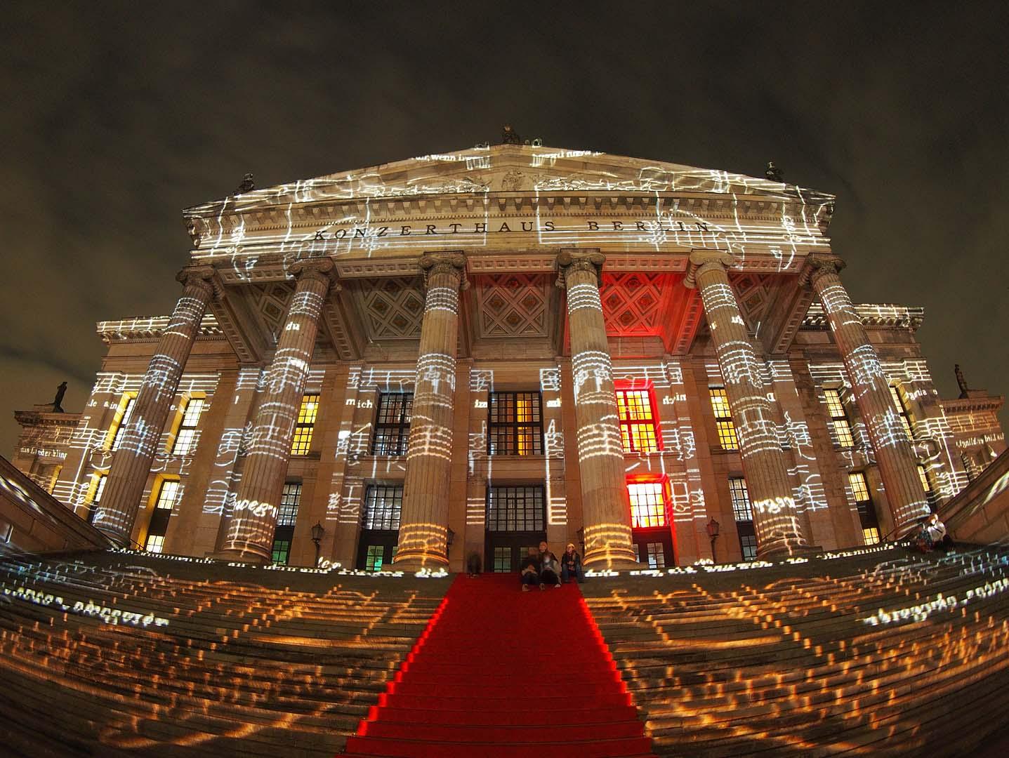 Schauspielhaus, Gendarmenmarkt
