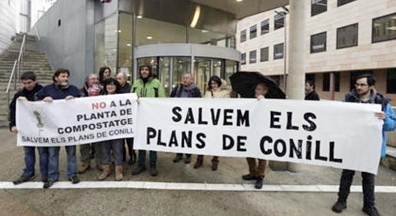 El TSJC tomba la planta de compostatge d'Ossó de Sió