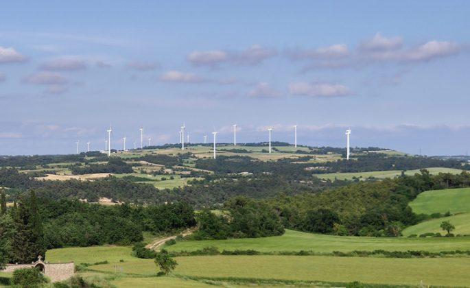 Crit d'alerta d'entitats ecologistes per l'allau de projectes d'energia renovable a Ponent