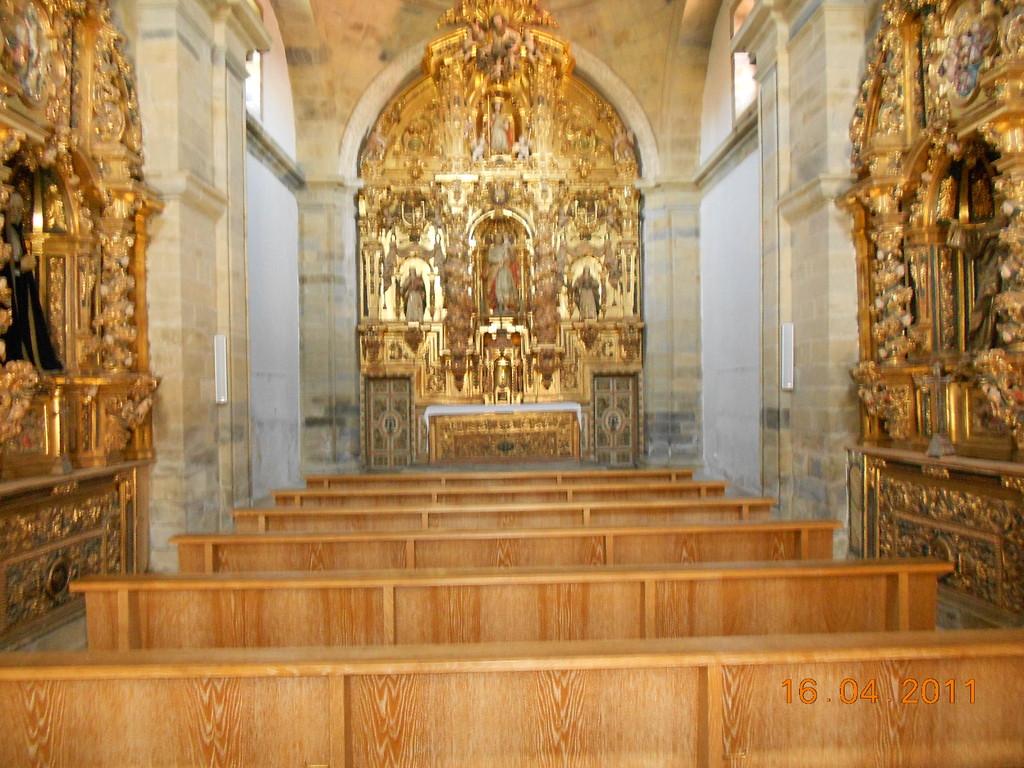 Kirche in Rabanal del Camino