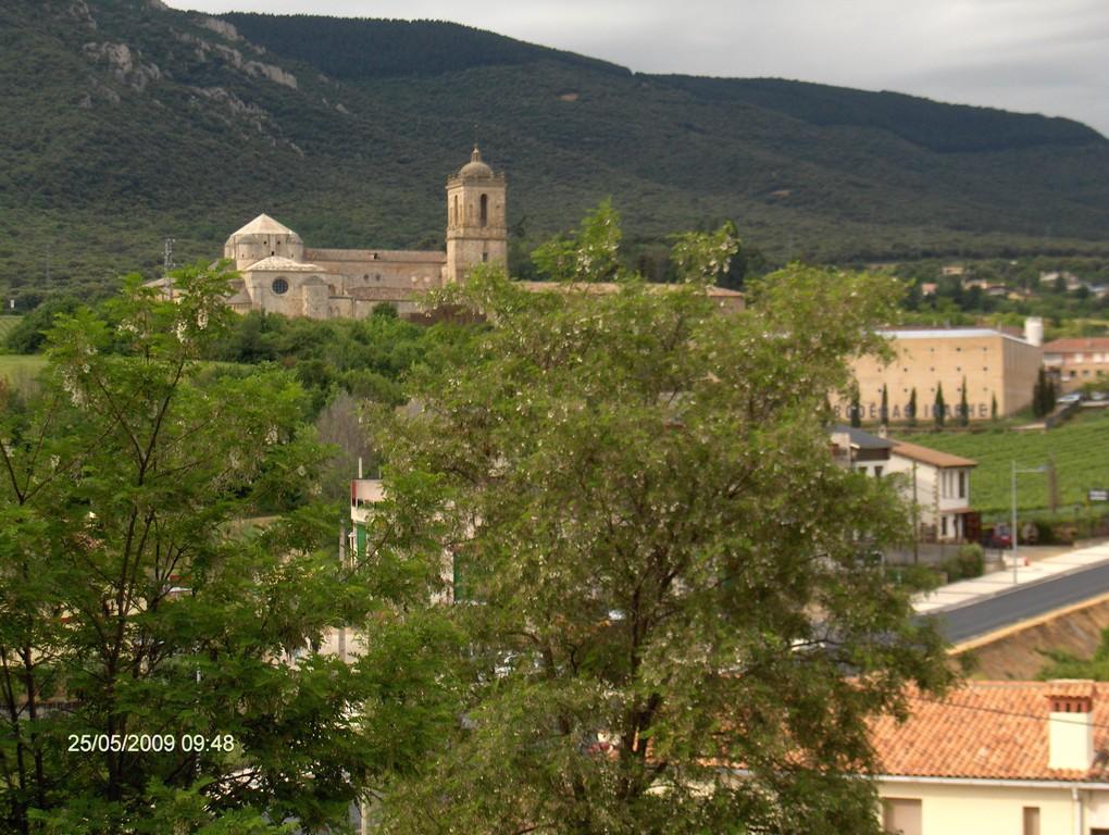 Das Kloster Irache