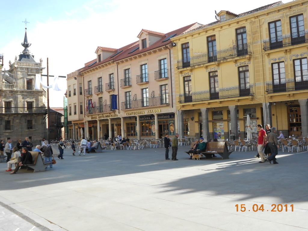 Unser Hotel Astur Plaza