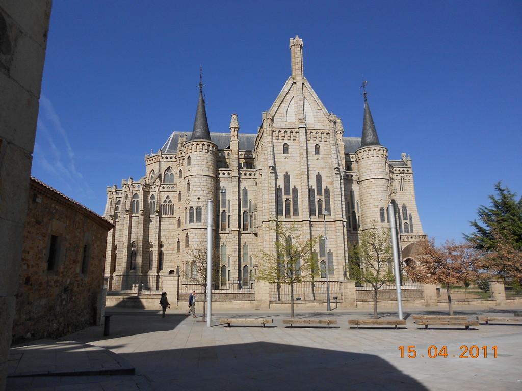 Die Kathedrale von Astorga