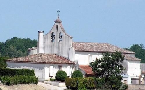 Eglise d'Aussac