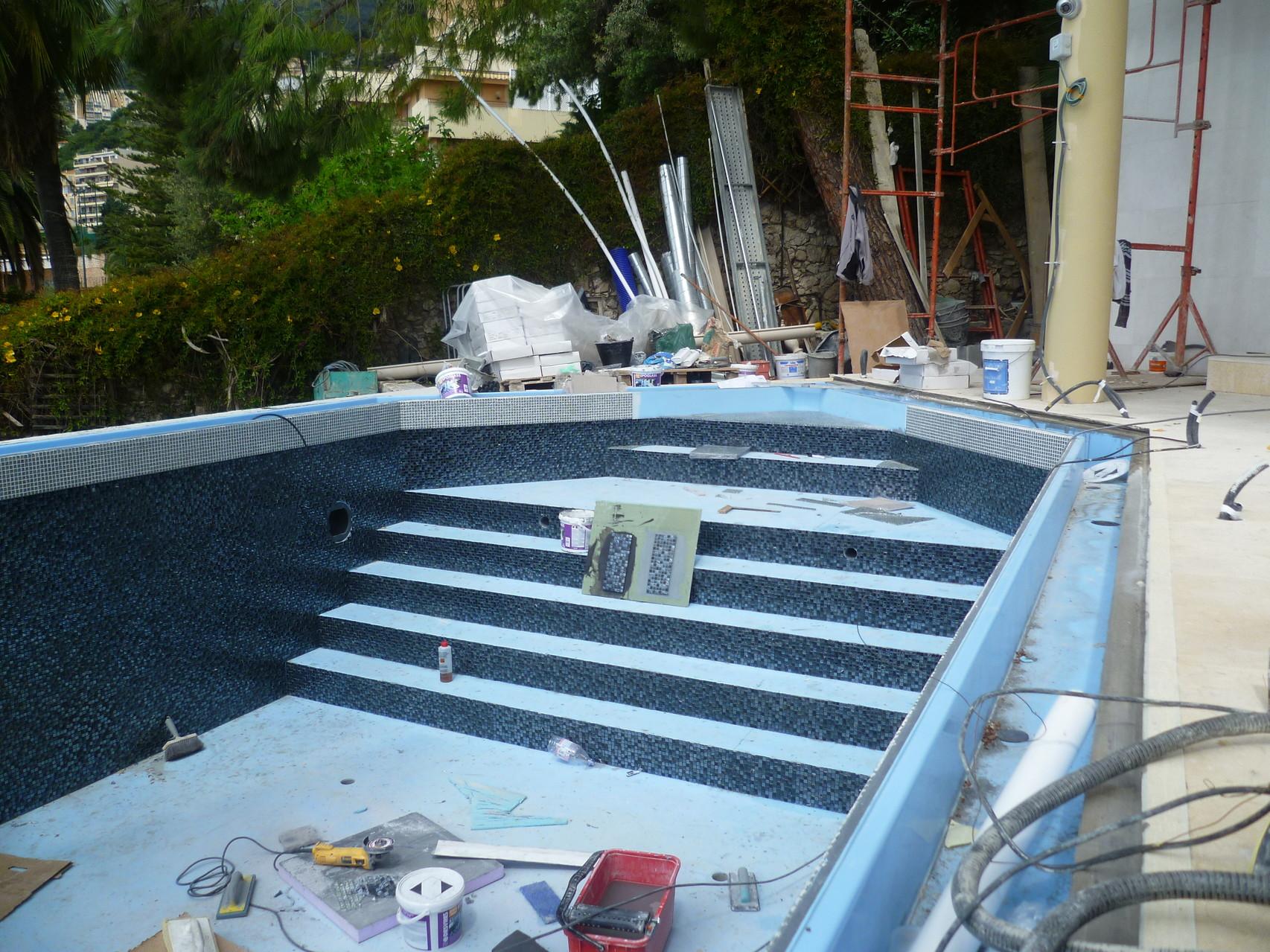 PVC Pool Monaco