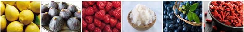 Les ingrédients clés du kéfir de fruits