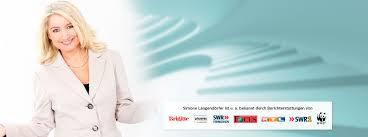 Competence GmbH & Co. KG Referenz Simone Langendörfer