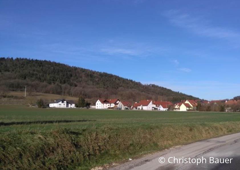 Dabei stehen mehrere Hektar Wohnbauflächen in der Ortsmitte zur Verfügung