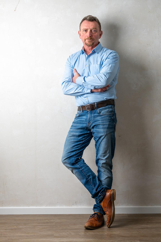 Portrait Christopher Cocks