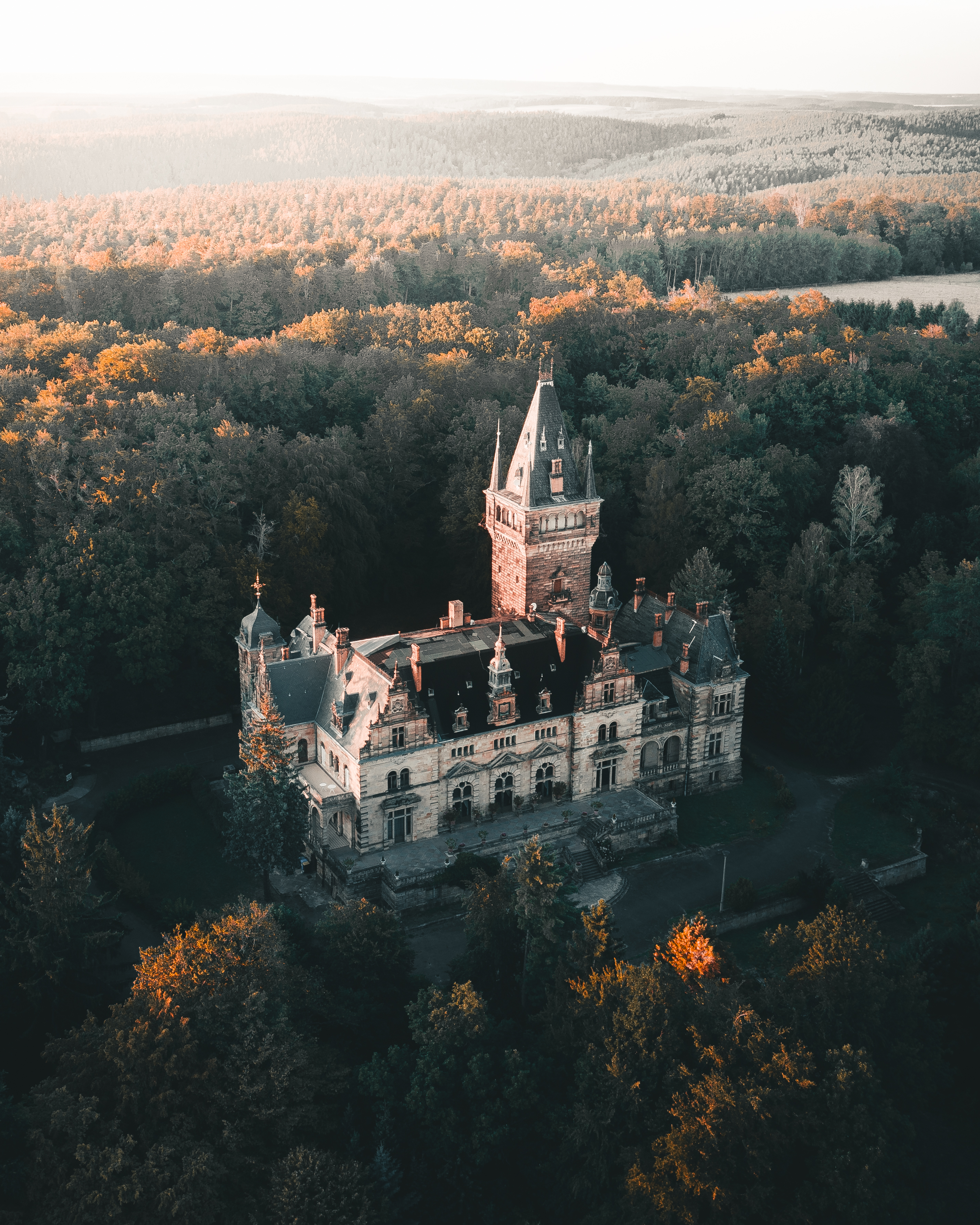 Jagdschloss Hummelshain by picPond Photography