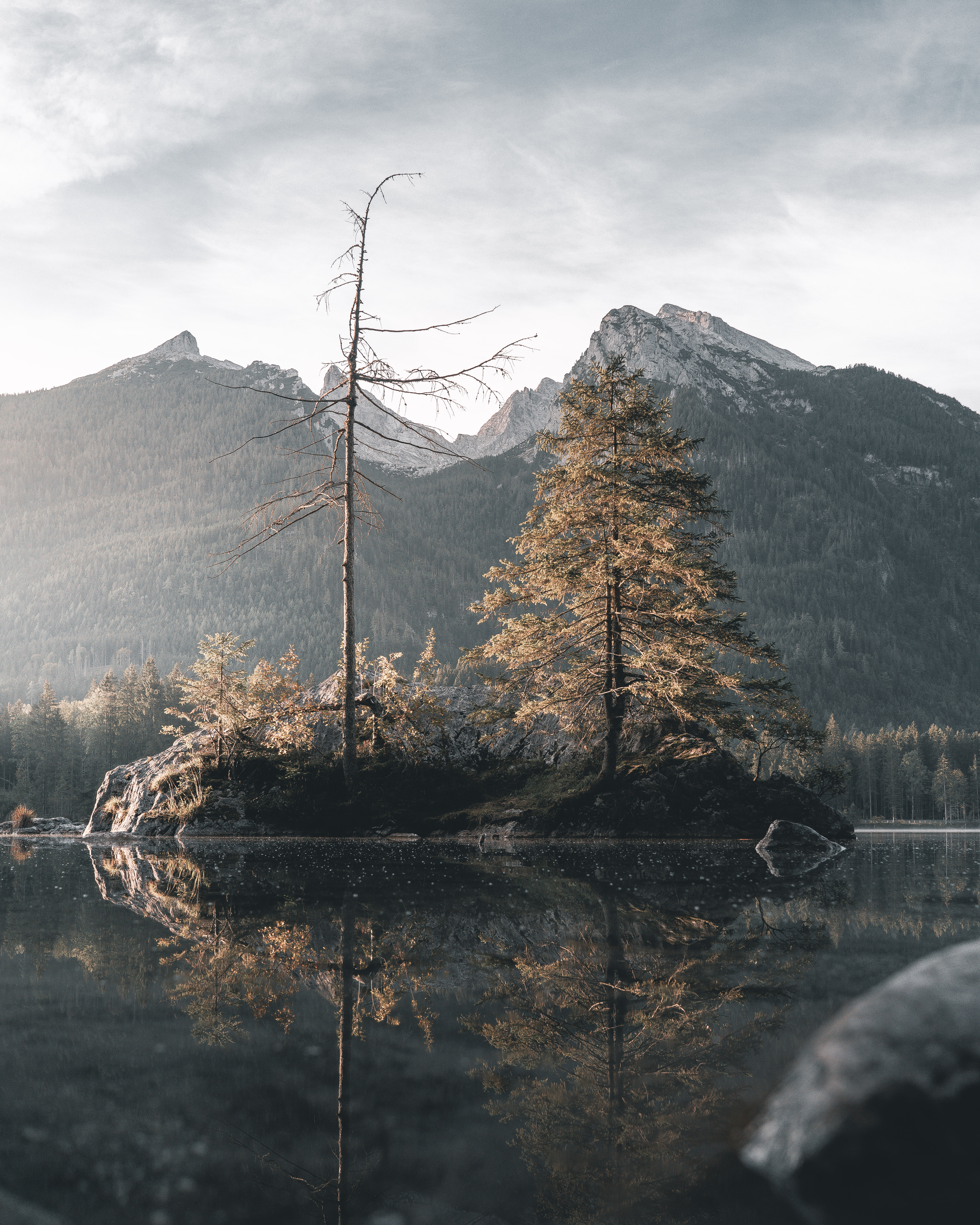 Hintersee in Berchtesgaden by picPond