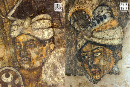 faces_of_jaksha_ajanta_cave