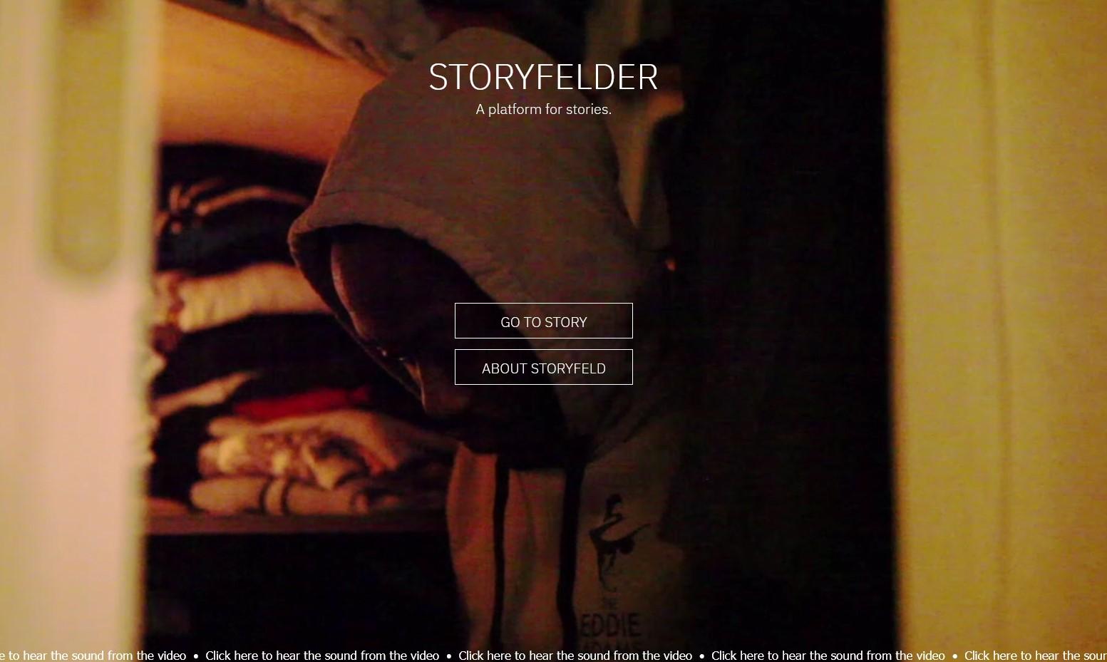 Die neue Storyfelder-Webseite ist online!