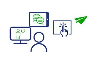 Grundlagen der Online-Interaktion und Kollaboration