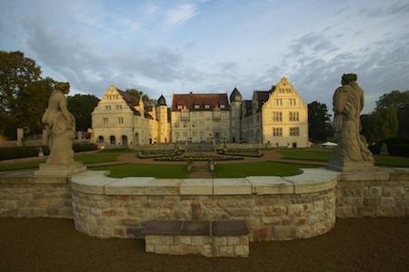 Hochzeitslocation Schlosshotel Münchhausen Hannover
