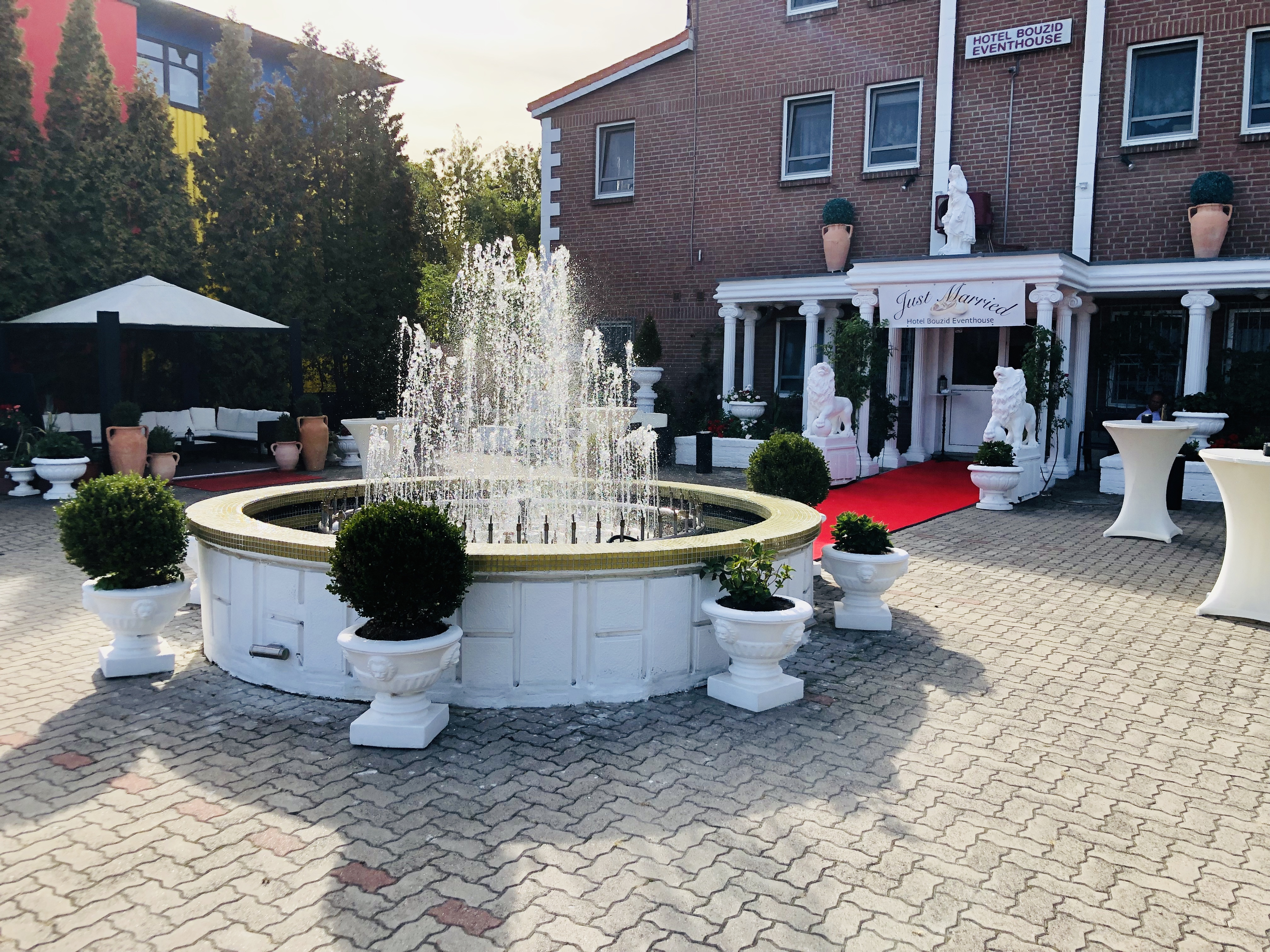 Hochzeitslocation Hotel Eventhouse Latzes Hannover