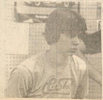 Dave GOTTFRIED 3 ième des US Nats 1982