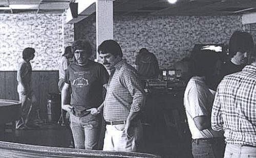 Sylmar 1980. Joël Montague et Ernie Provetti