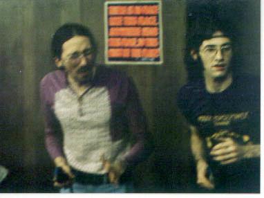 Steve Bogut & Jon Laster