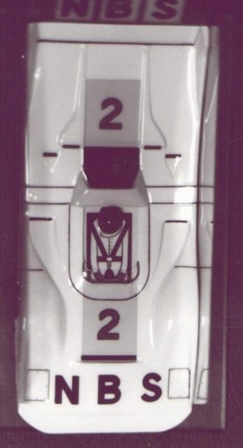 Ferrari Silhouette de Russell Sheldon