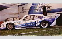 La vraie Ford Capri d'Harald Ertl choisie par Pierre Engels