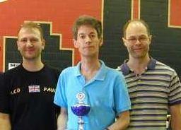 Paul Harwood, Ian Fisher, Alan Lucas