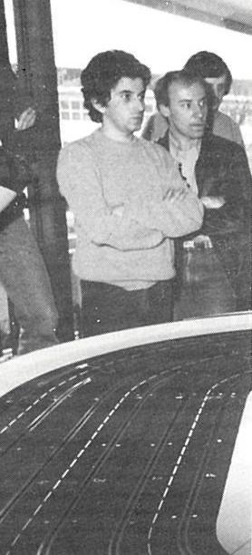Philippe Point, François Callat, Raymond Van Campenhout